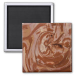Chocolate Background Magnets