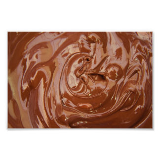 Chocolate Background Photograph