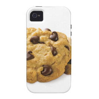 Chocolate Baking Sweets Dessert Food Cookie Party Vibe iPhone 4 Cases