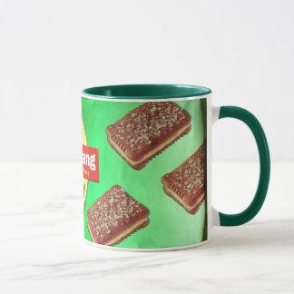 Chocolate Banana Cookies Mug