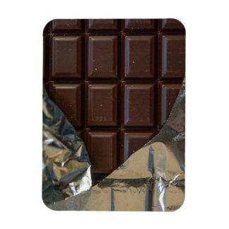 "Chocolate Bar 3""x4"" Photo Magnet"