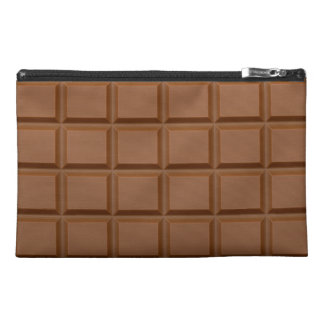 """Chocolate Bar"" accessory bags"