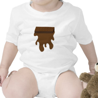 Chocolate Bar Base Rompers
