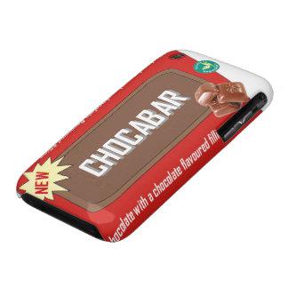 Chocolate bar iPhone 3 covers