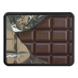 "Chocolate Bar Hitch Cover 2"" Receiver"