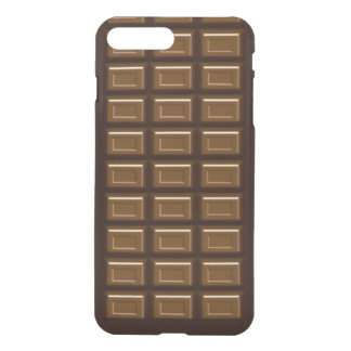 Chocolate Bar iPhone7 Plus Clear Case