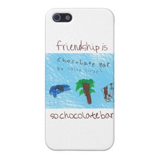 Chocolate Bar iPhone 5 Case