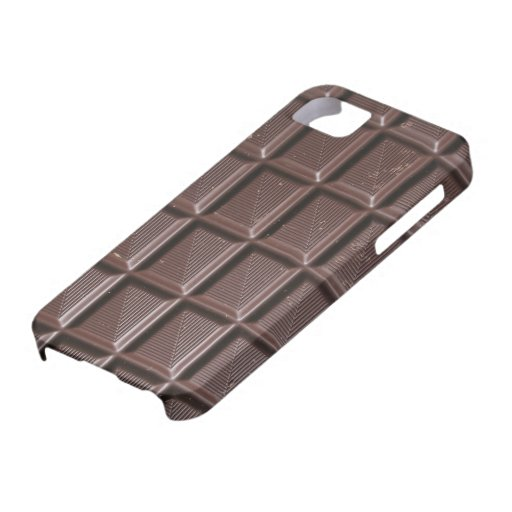 Chocolate Bar iPhone 5 Cover