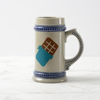 Chocolate bar coffee mug