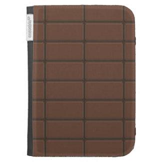 Chocolate Bar Pieces Kindle Case