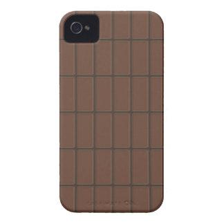 Chocolate Bar Pieces iPhone 4 Case-Mate Case