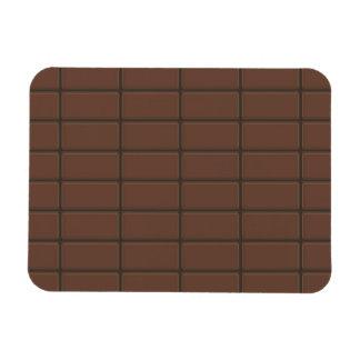 Chocolate Bar Pieces Magnet