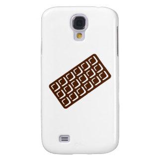 Chocolate bar samsung galaxy s4 cover