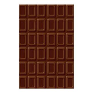 Chocolate Bar Set Stationery