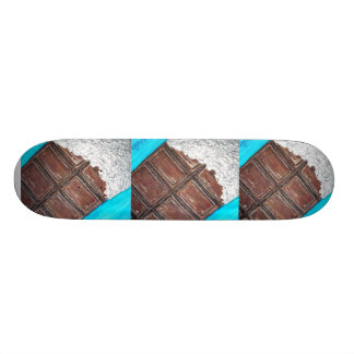 """Chocolate Bar"" Skateboard"