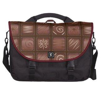Chocolate Bar Tablet Laptop Bag