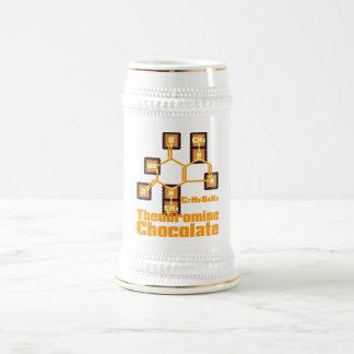 Chocolate Beer Stein