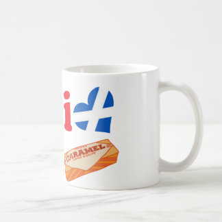 Chocolate Biscuit From Scotland Coffee Mug