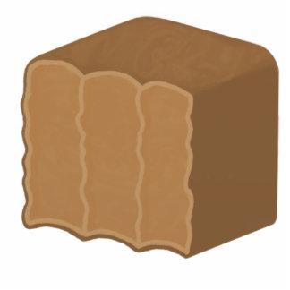 Chocolate Bite Sculpture