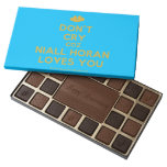 [Two hearts] don't cry coz niall horan loves you  Chocolate Box 45 Piece Box Of Chocolates