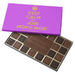 [Smile] keep calm and join moko.mobi  Chocolate Box 45 Piece Box Of Chocolates