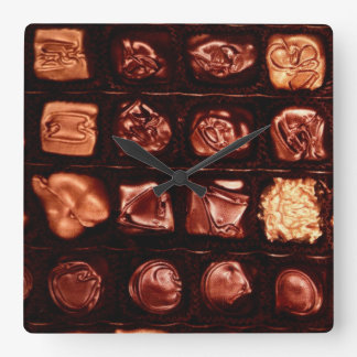 Chocolate Box Clock