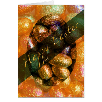 Chocolate Box Easter Card