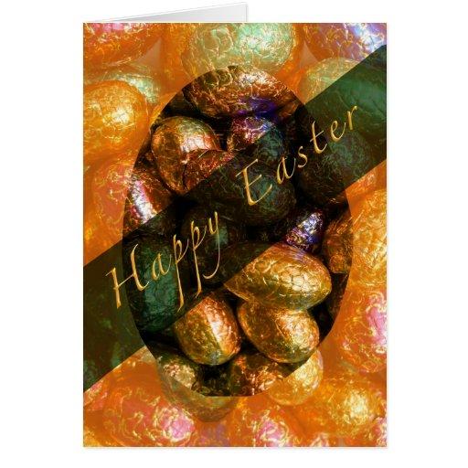 Chocolate Box Easter Card