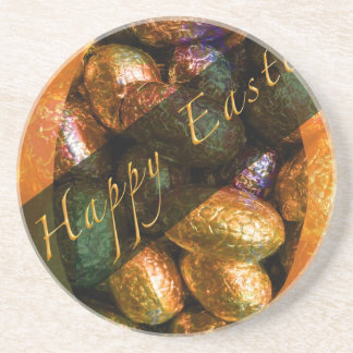 Chocolate Box Easter Coaster