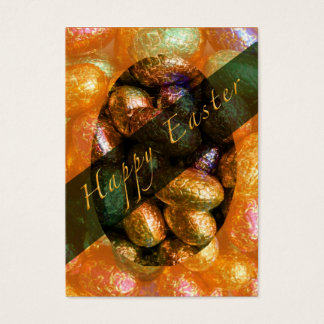 Chocolate Box Easter Gift Tag