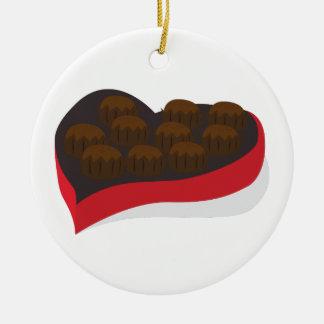 Chocolate Box Ornament