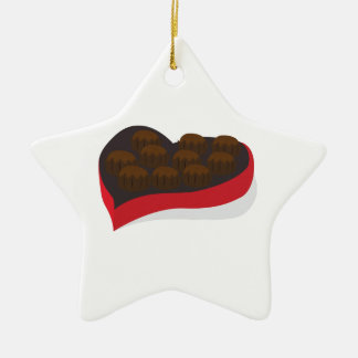 Chocolate Box Christmas Ornament