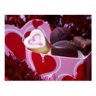 Chocolate Box Postcard