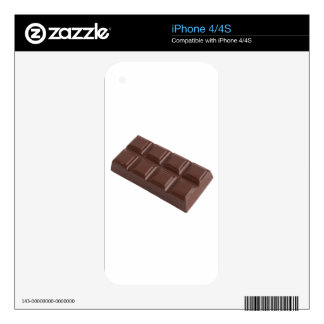 chocolate brick.png iPhone 4S decals