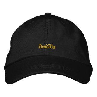 Chocolate brown cap