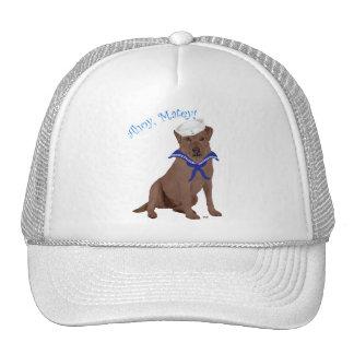 Chocolate Brown Labrador Retriever Trucker Hats