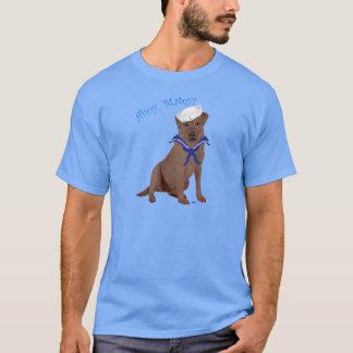 Chocolate Brown Labrador Retriever T-Shirt