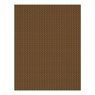 Chocolate Bunnies Scrapbook Paper C
