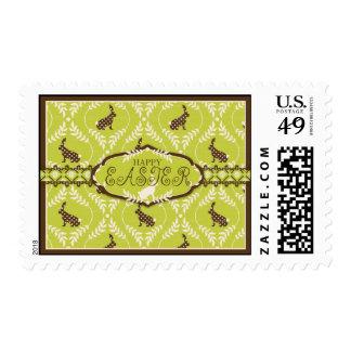 Chocolate Bunnies Stamp