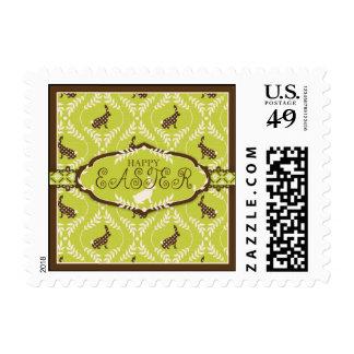 Chocolate Bunnies Stamp 2