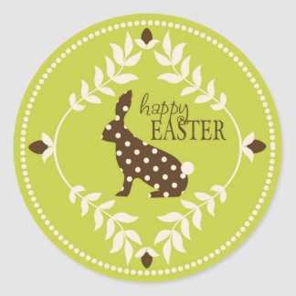 Chocolate Bunnies Sticker B R