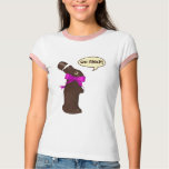 Chocolate Bunny Easter T Shirts