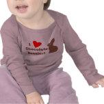 Chocolate Bunny T Shirt