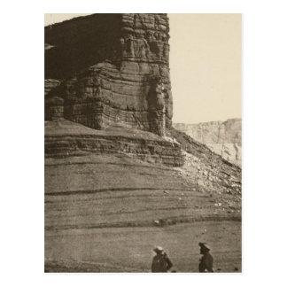 Chocolate Butte, Paria Creek, Arizona Postcard