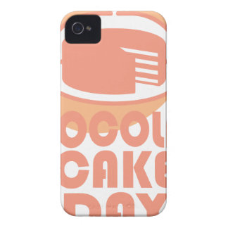 Chocolate Cake Day - Appreciation Day iPhone 4 Case