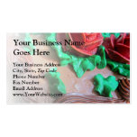 Chocolate Cake Decorating Business Card Template