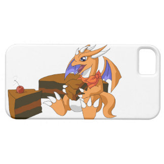 Chocolate Cake Dragon iPhone 5/5s Cover