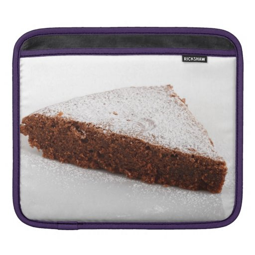 chocolate cake sleeve for iPads