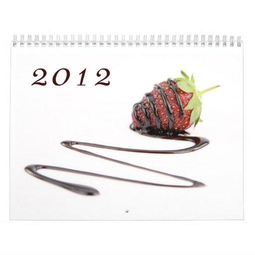 Chocolate calendar 2012
