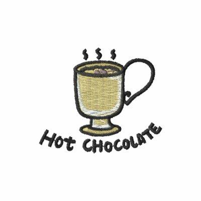 Chocolate caliente (esquema negro)